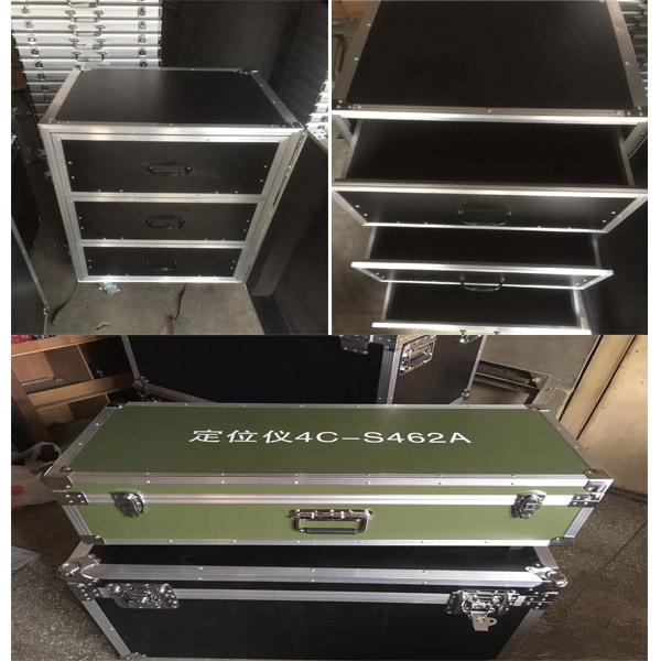 通化市定制铝合金展会运输箱定做正天铝箱联系方式