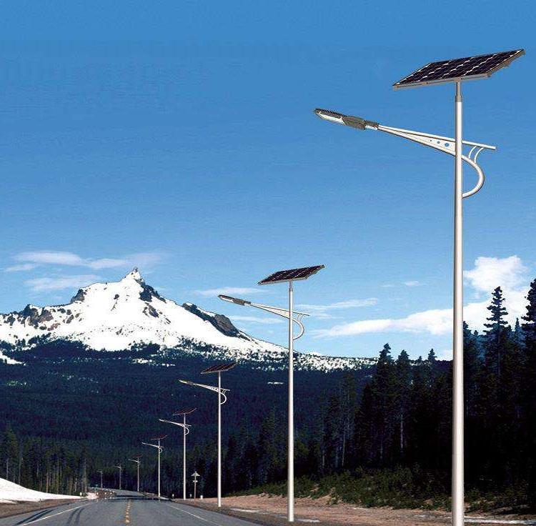 湛江太阳能路灯厂家6米太阳能路灯灯杆多少钱