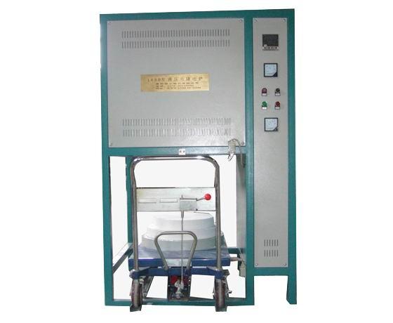长沙宁乡1500摄氏度搅拌式升降炉专业精神