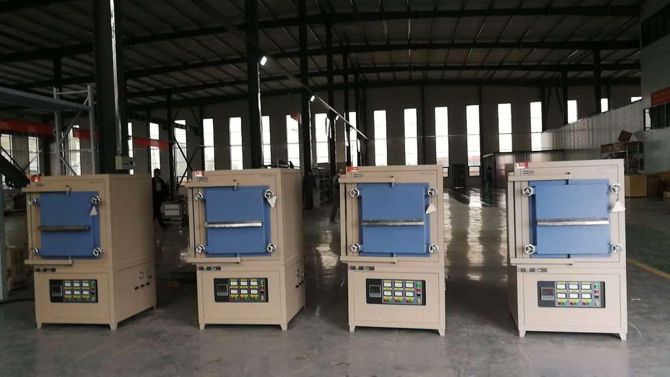 洛阳新安1600摄氏度工业非标气氛炉品牌质量高超