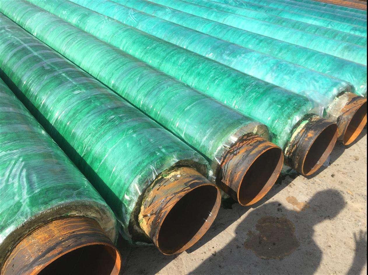哪里有安阳聚氨酯保温钢管价格
