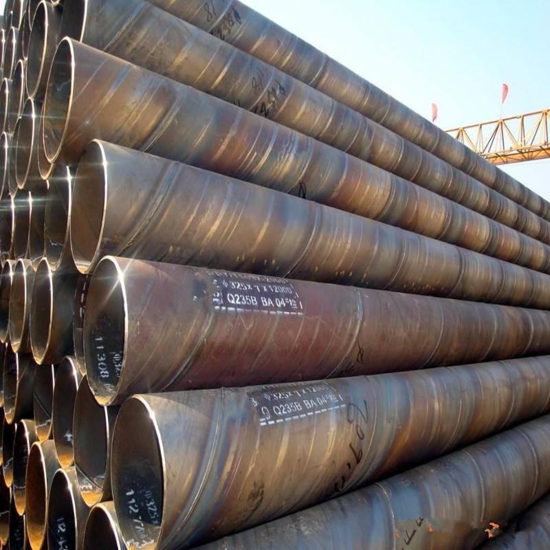 DN700防腐螺旋鋼管價格多少錢