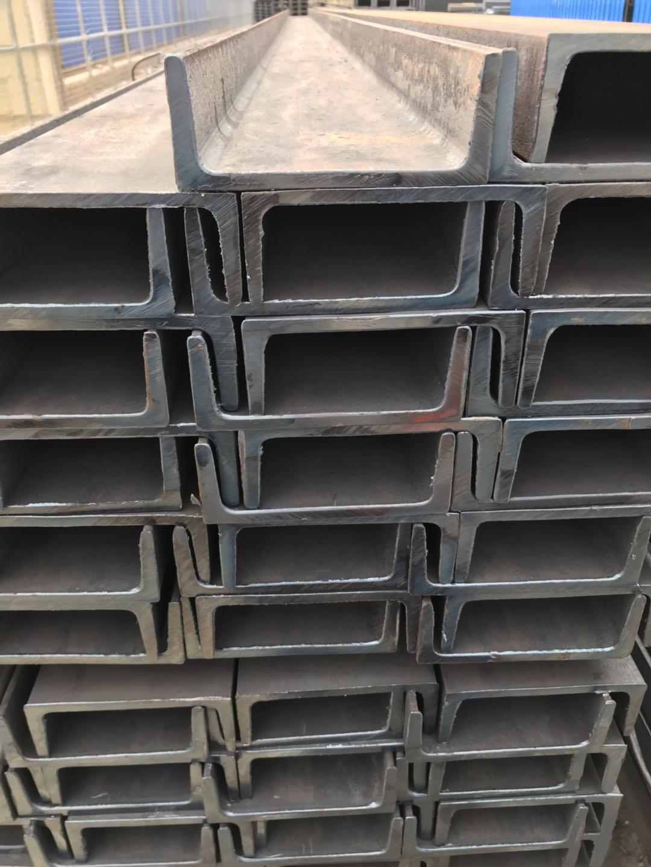 鞍山Q235热轧槽钢一支几米