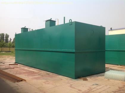 细河专门处理污水地埋式设备定制价格200t/d