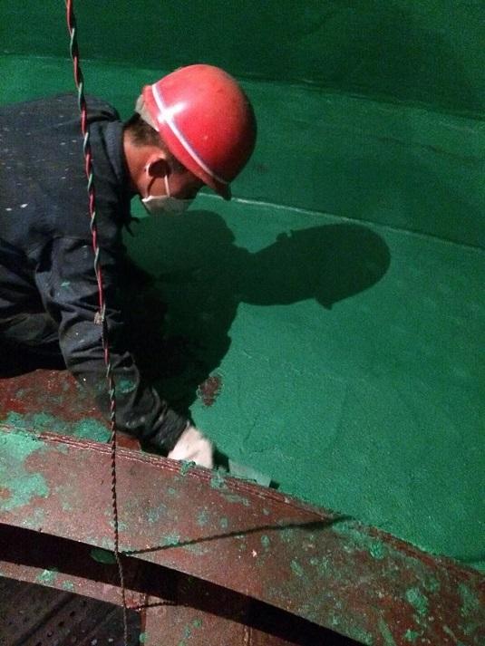 雁江钢烟囱内壁玻璃鳞片防腐公司——一流品质
