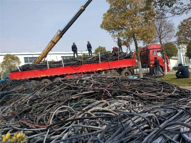 石龙镇回收电缆线公司