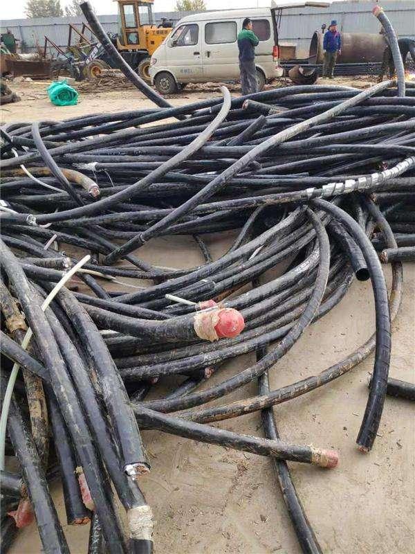 中山板芙镇回收低压电缆线公司案列展示