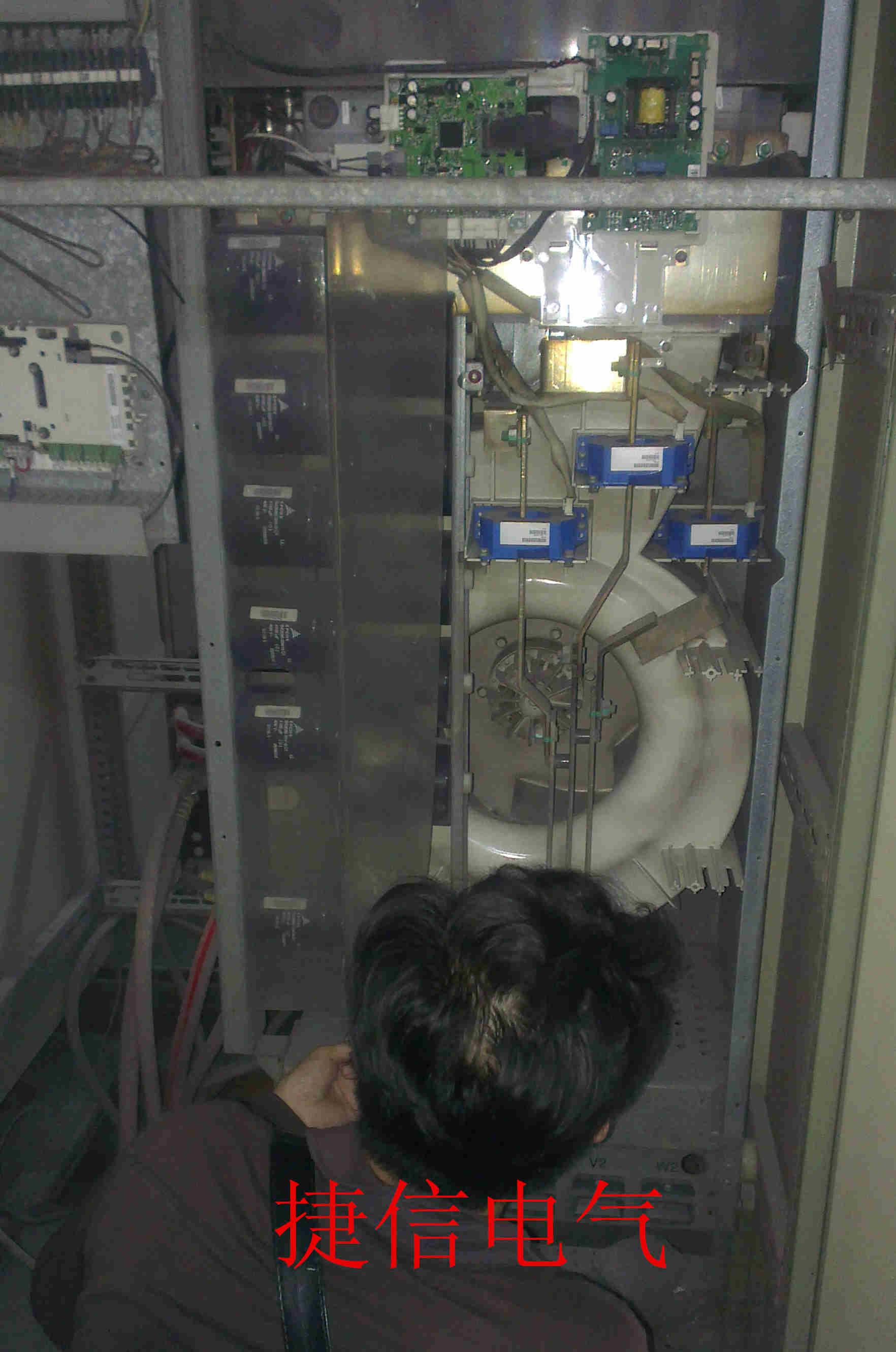 陇南欧陆(EUROTHERM)590直流调速器修理中心