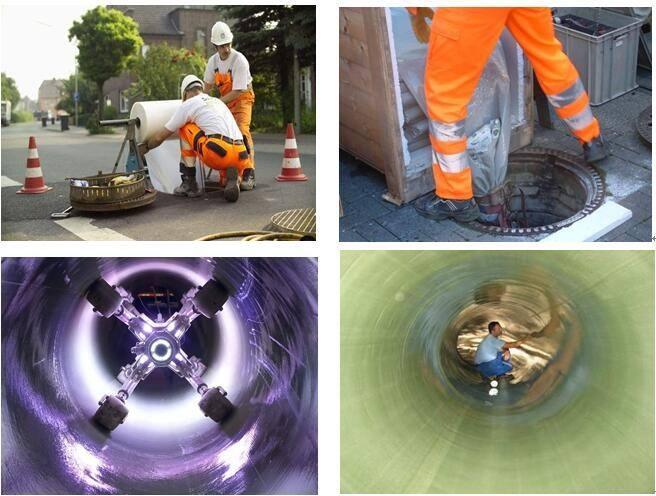 上海市普陀区管道管网检测-品质创优