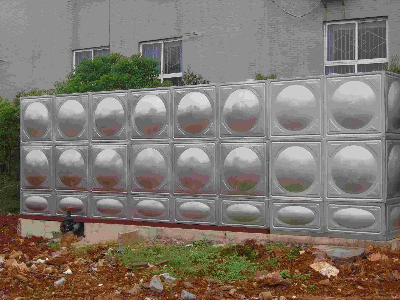 厦门玻璃钢消防水箱不锈钢水箱搪瓷水箱多少钱