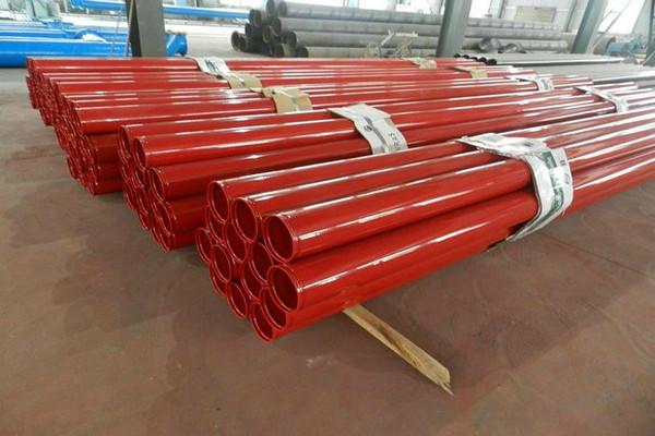 长沙芙蓉大口径复合涂塑钢管生产厂家
