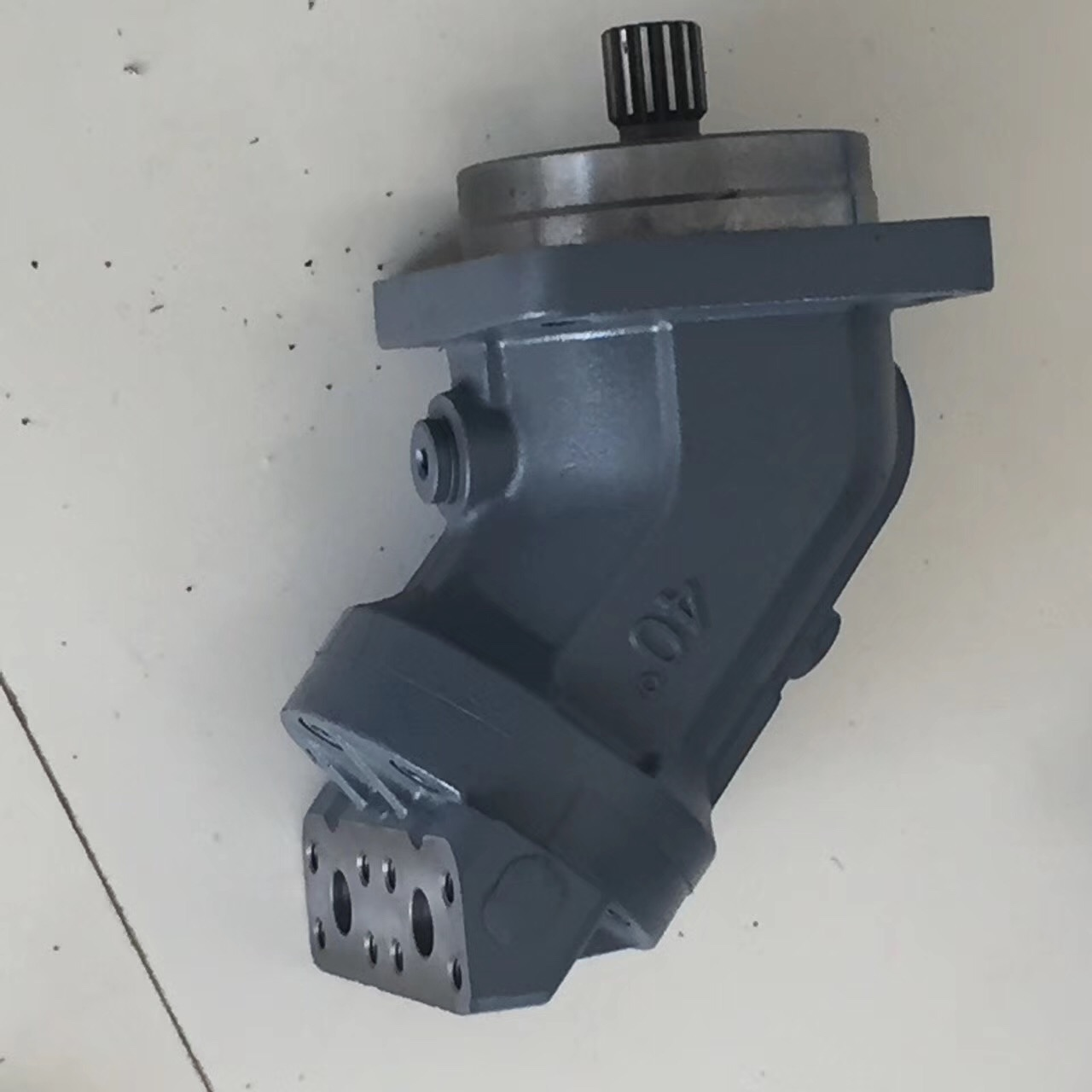 .柱塞式高速液压马达A2F012/61L-VBB05