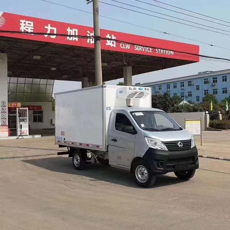 信阳市冷藏车出厂价格多少