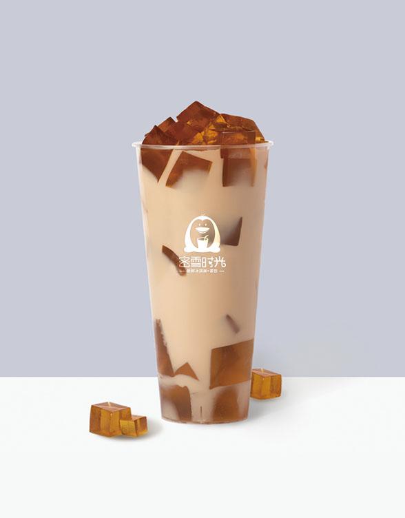 肇庆广宁密雪时光奶茶店创业