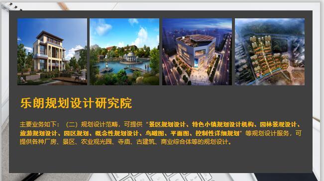 安岳县代做概念性规划设计-整体方案公司