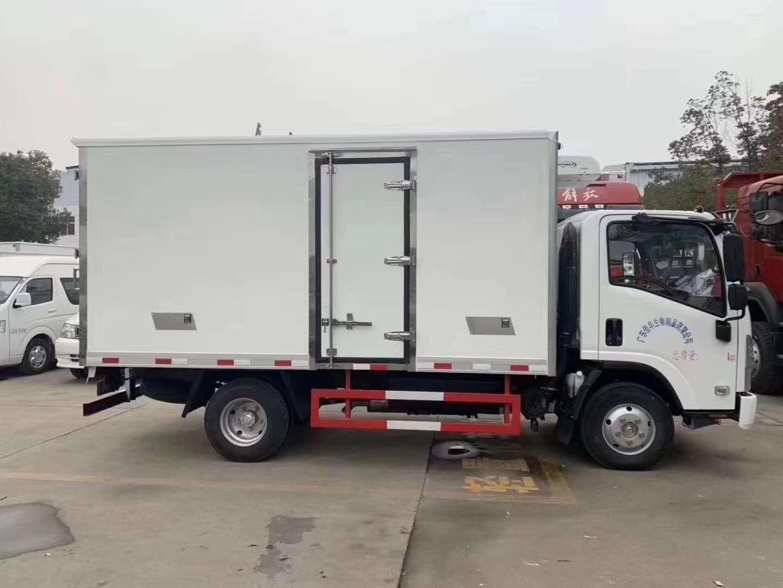 鄂州市国六江淮帅铃4.1米冷藏车价格包您满意