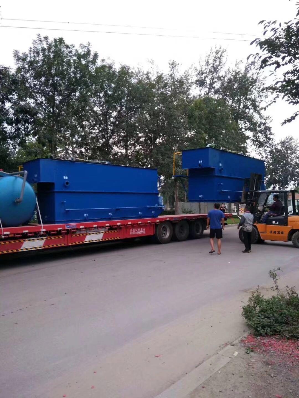 四川省雅安市一体化污水处理设备多少钱