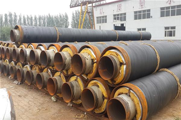 钢套钢成品直埋保温管临西县●【厂家含票报价】