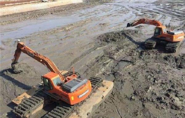 晋中水下清淤队-施工承接