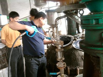 达州铝模板高压自动水清洗机安装方案【图】