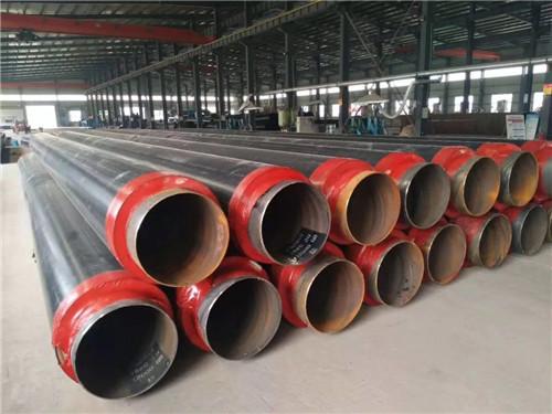 管道聚氨酯发泡保温管厂