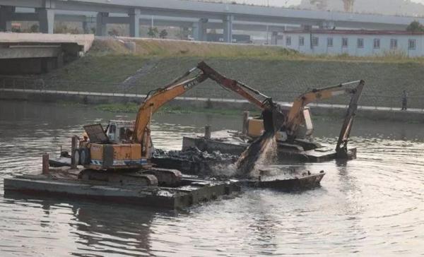 六盘水河道清淤脱水|六盘水水利清淤承包