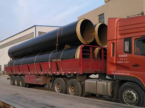 聚乙烯保温无缝钢管-直埋式保温钢管多少钱一米