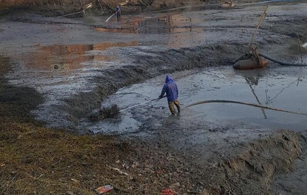 湘潭河道清淤工程|2021报价