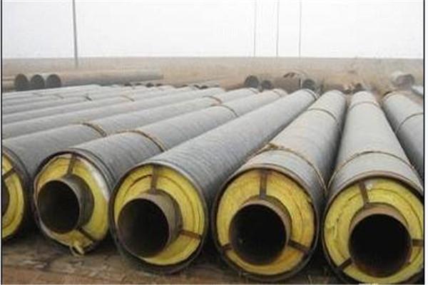 预制钢套钢复合保温管厂家批发●龙游县