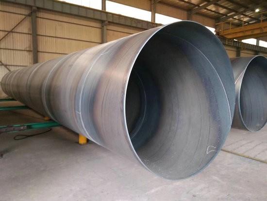 (现货价格)直径1.4米输水螺旋焊管厂家报价-厚街