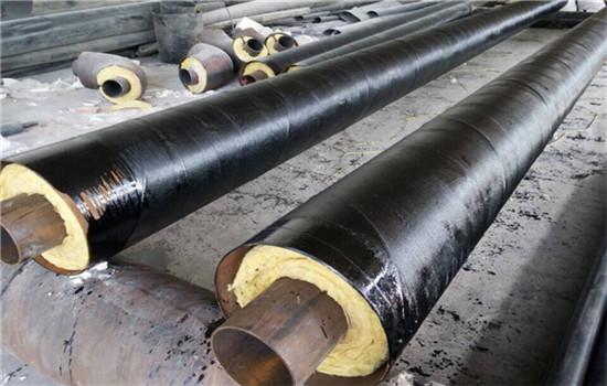 岳陽市-鋼套鋼蒸汽復合保溫管帶票價格