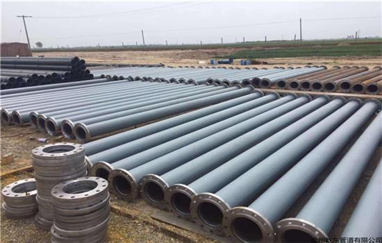 饮水管道用钢制螺旋焊接钢管价格多少钱一米-友浩管道