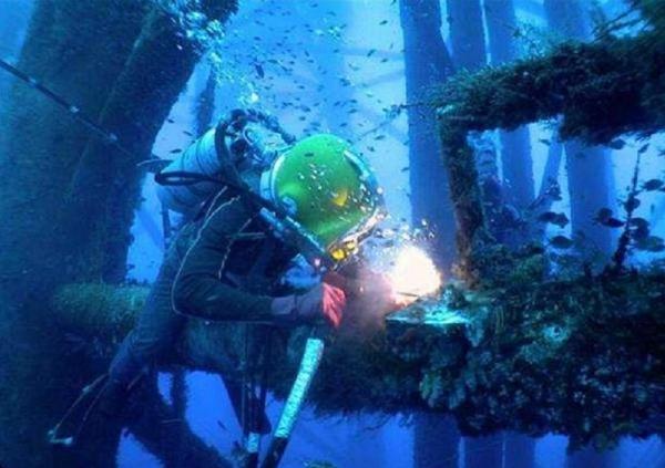 沉管水下施工-中山工程承包