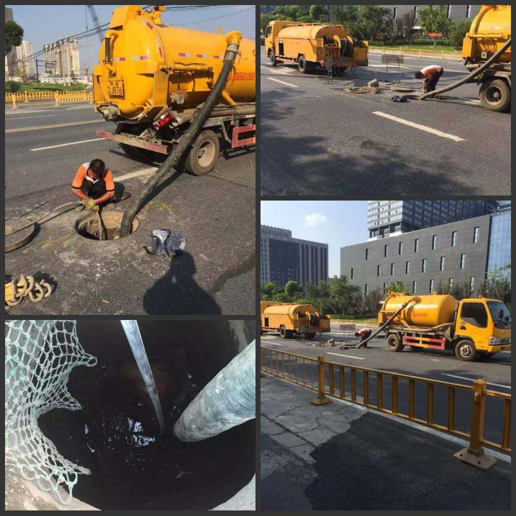 龙溪乡市政污水管道清淤清洗电话