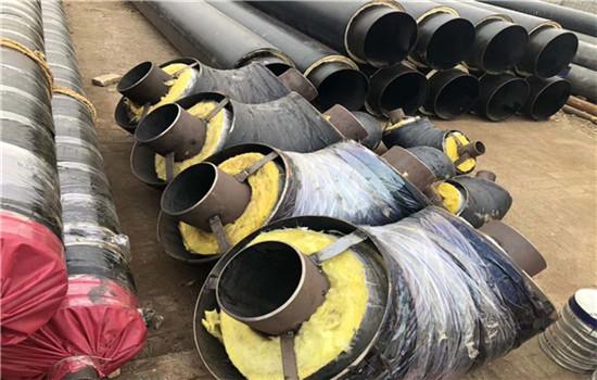 钢套钢复合保温管过磅含税价格(舟山市)