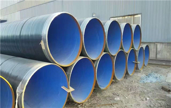 输送污水用地埋螺旋钢管过磅含税价格(绥化市)