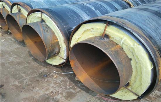 高温蒸汽输送保温管道厂家今天报价