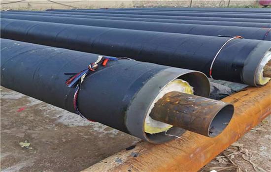 秦皇岛市DN50聚氨酯发泡保温钢管厂家含税报价