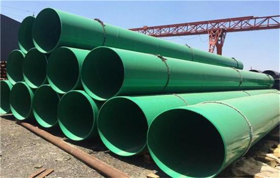 菏泽市+明装供水管道用碳钢螺旋钢管一米多少钱(友浩管道)