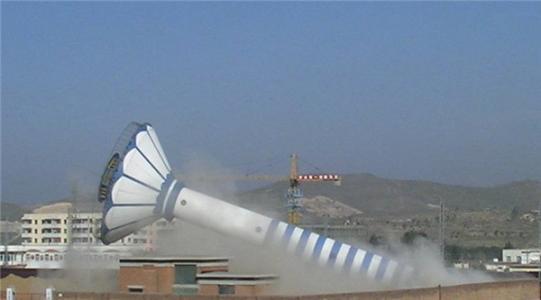 和龙烟囱新建公司——解决方案