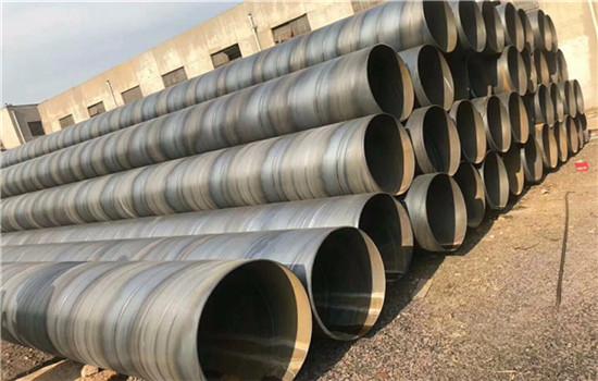 DN600地埋污水管线用螺旋焊管赤峰市厂家现货销售-价格透明