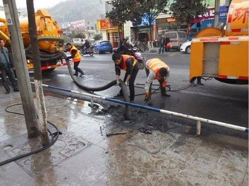 武汉盘龙城经济开发区污水清运价格