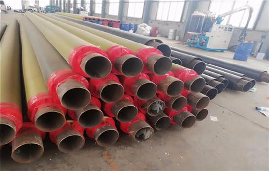 咸宁市:旧小区改造用保温钢管厂家电话