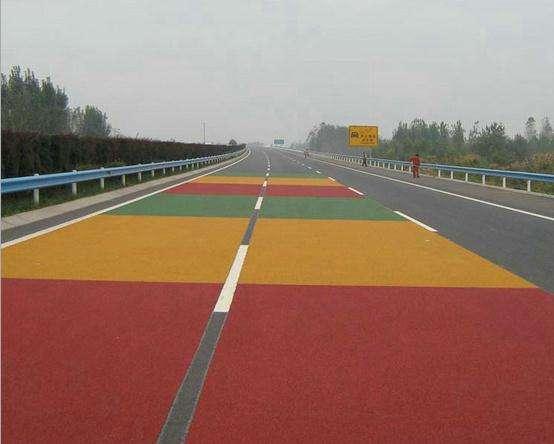 洛江防滑路面本地施工