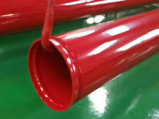 二米(排水用无缝涂塑钢管)厂