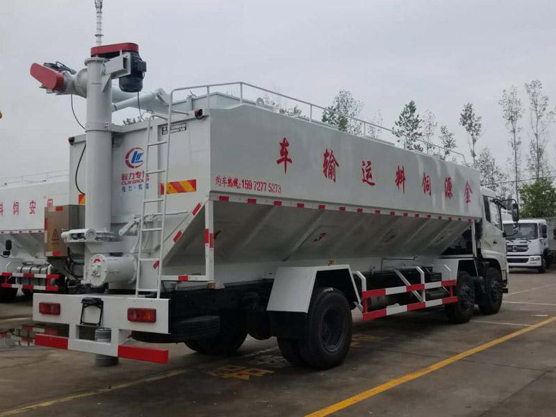 嵩明县10吨饲料车