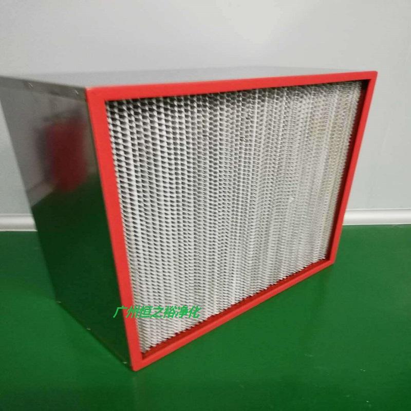 梅州洁净烤箱耐高温空气过滤器