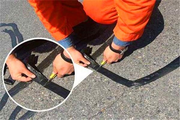 苏州路面裂缝贴缝带现货供应 公路裂缝贴多少钱价格