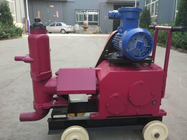 青海海北卧式大流量电动泥浆泵厂家现货