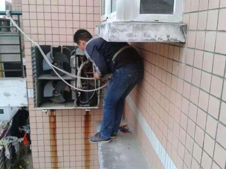 夏履镇空调检修施工师傅电话